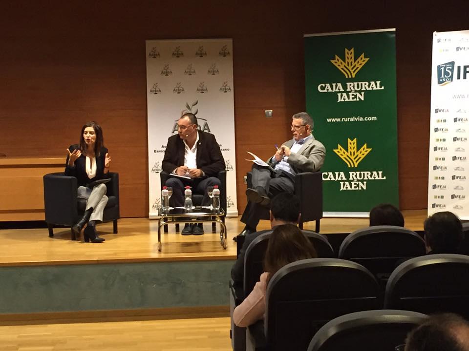 AESDA organiza en el Palacio de Congresos de Jaén el I Ciclo de Tertulias de Derecho Agrario