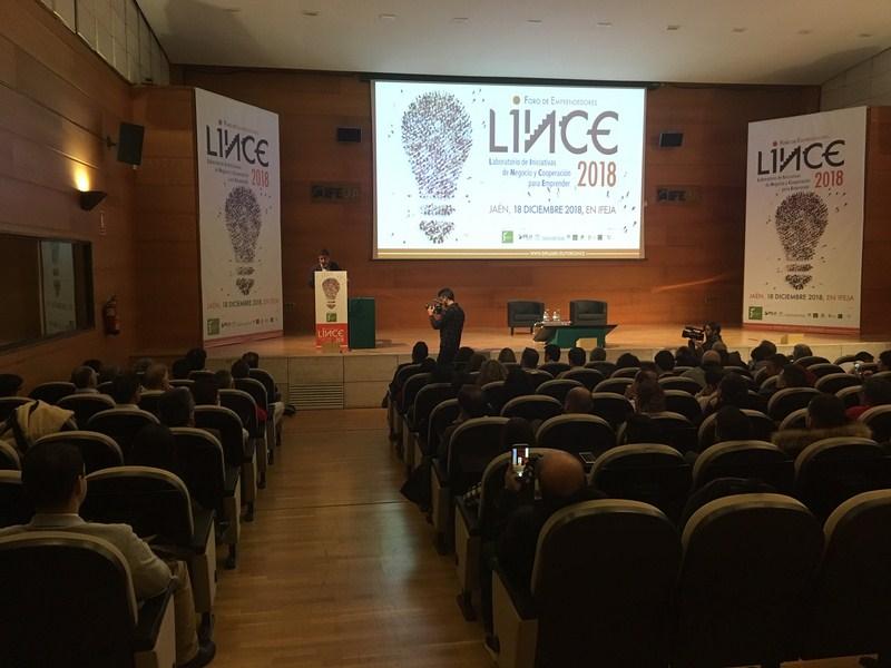 El Foro LINCE presenta 16 iniciativas empresariales novedosas impulsadas en la provincia de Jaén