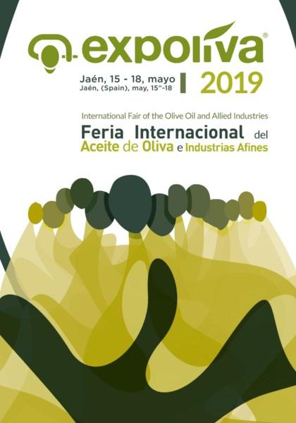 El proyecto de David García Cano, ganador del concurso del cartel identificativo de Expoliva 2019