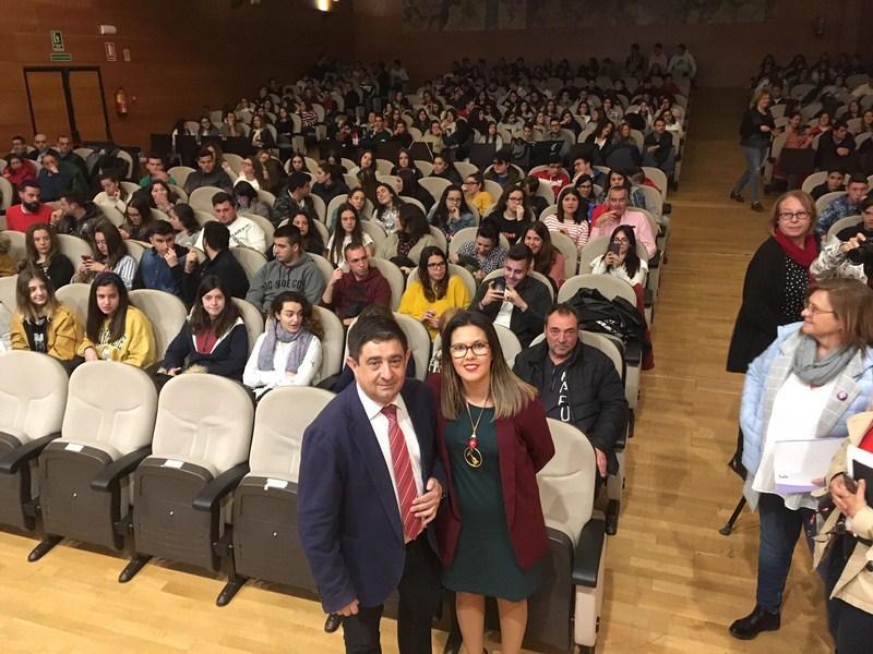 Más de 400 jóvenes participan en el V Foro Provincial de Juventud convocado por la Diputación de Jaé