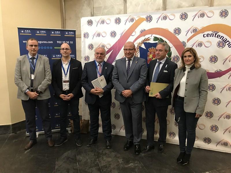 Más de 600 profesionales de la enfermería participan en el Palacio de Congresos de Jaén en la Jornad