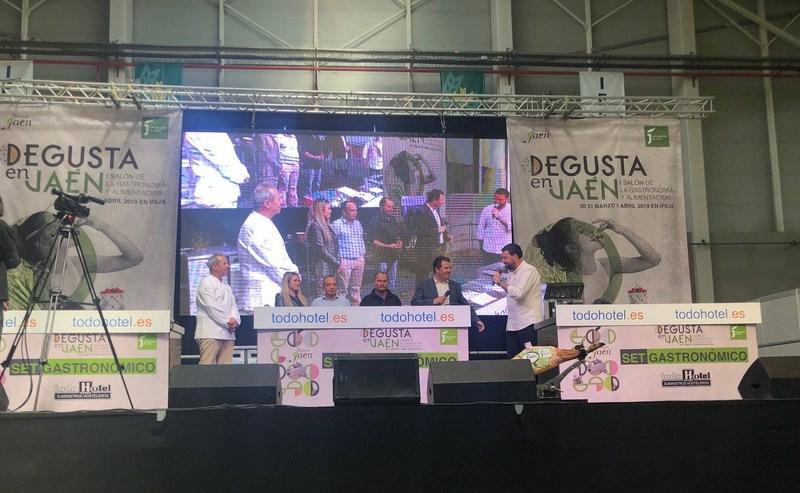 Excelentes resultados en la primera edición del Salón de la Gastronomía y la Alimentación Degusta en