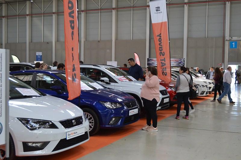 El XI Salón del Vehículo de Ocasión, una gran plataforma comercial para los coches usados superando