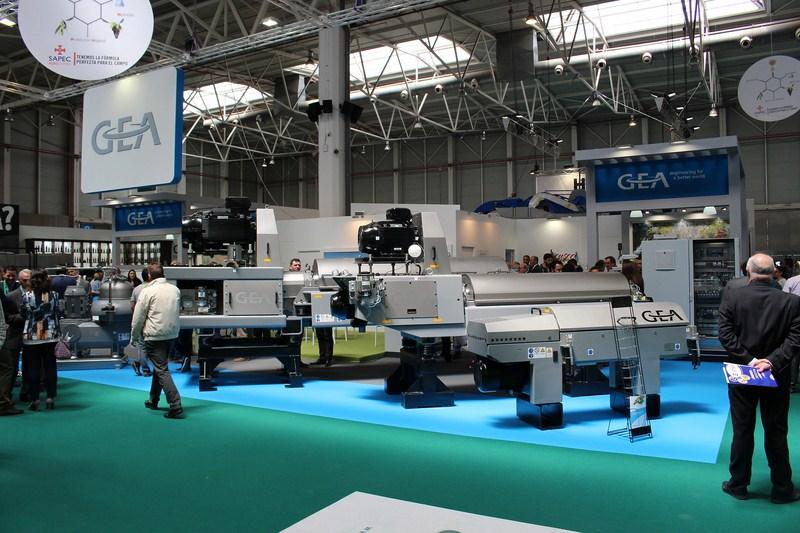 GEA contará con una presencia muy importante en Expoliva 2019, de la que es patrocinador principal