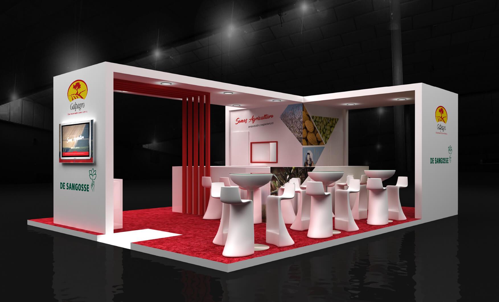 Galpagro, patrocinador de Expoliva 2019, y De Sangosse compartirán stand durante la próxima edición