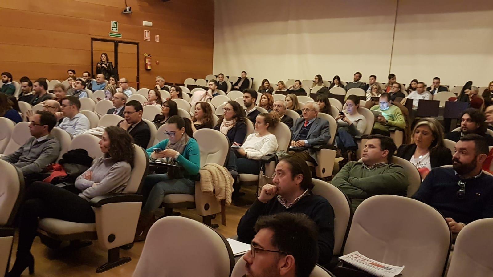 Más de 130 abogados jiennenses se forman en IFEJA sobre las Condiciones Generales de Contratación