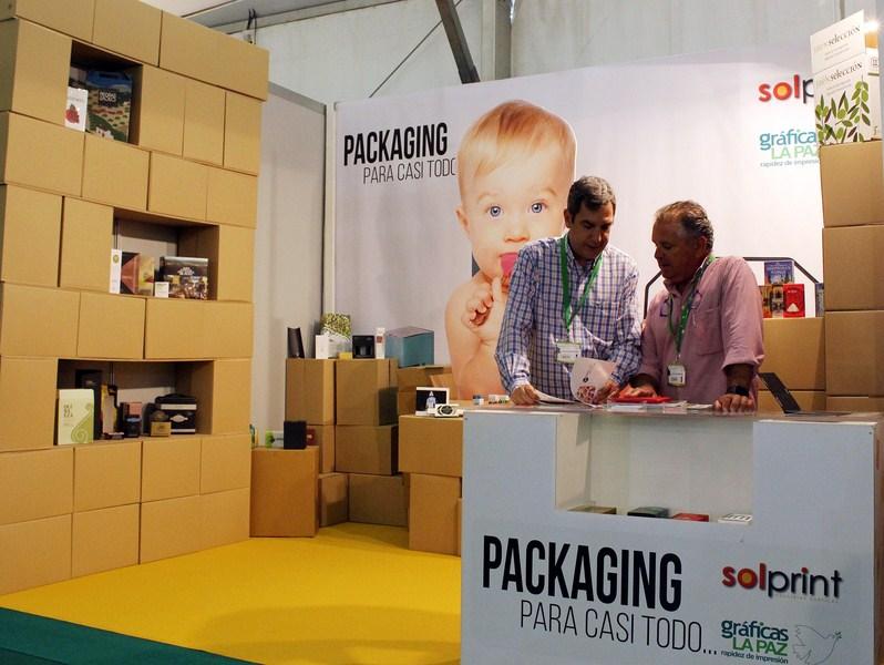 Gráficas la Paz expondrá sus soluciones para packaging de aceite de oliva en Expoliva 2019