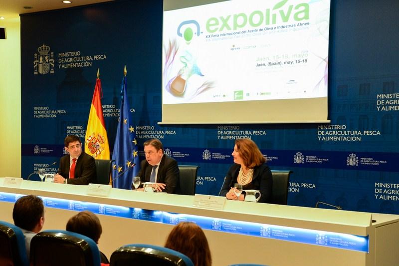 La XIX edición de Expoliva será la más internacional y la que contará con más expositores de toda la