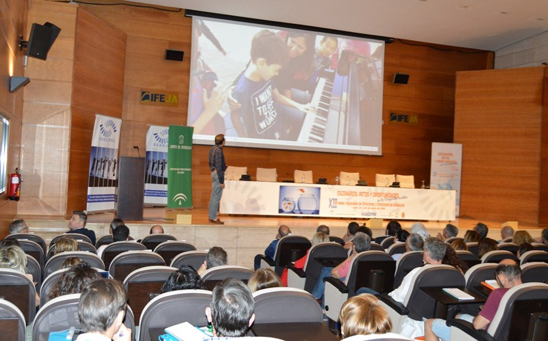 El Palacio de Congresos de Jaén aborda  en unas jornadas regionales los restos y oportunidades de la