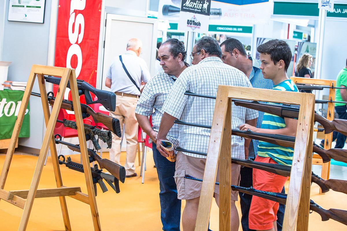 Ibercaza´19 reunirá en septiembre al mayor número de distribuidores de armas y óptica de España