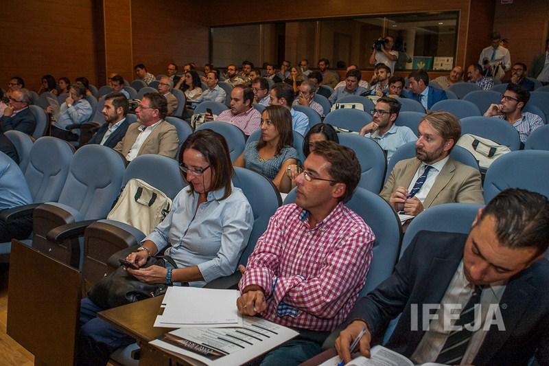 El próximo 17 de septiembre el Palacio de Congresos de Jaén será la sede de una sesión práctica sobr