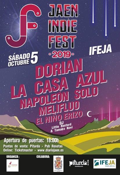 Lo mejor del panorama indie nacional se da cita en IFEJA el próximo 5 de octubre