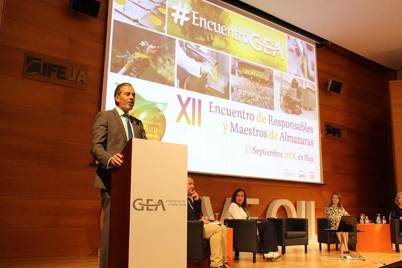 GEA organiza mañana el XIII Encuentro de Responsables y Maestros de Almazara, uno de los mayores eve