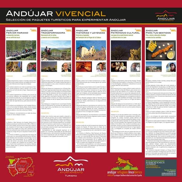 El Ayuntamiento de Andújar presentará durante la próxima edición de Tierra Adentro una selección de