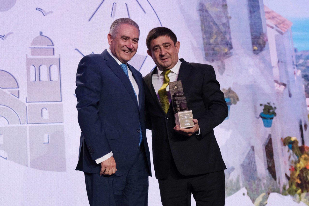 """""""Viaje al Tiempo de los Íberos"""" recibe el Premio Andalucía de Turismo"""