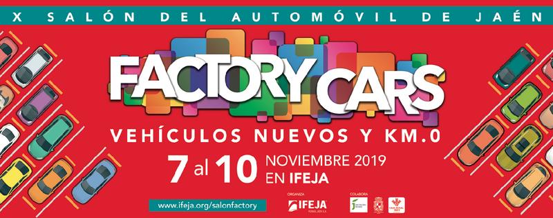 La práctica totalidad de las marcas de  la provincia se darán cita en la próxima edición FactoryCars