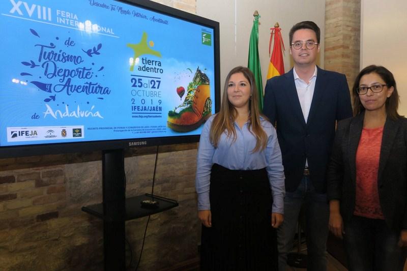 """La Feria de Turismo Sostenible y la zona """"Extrem Sport"""", principales novedades de la próxima edición"""