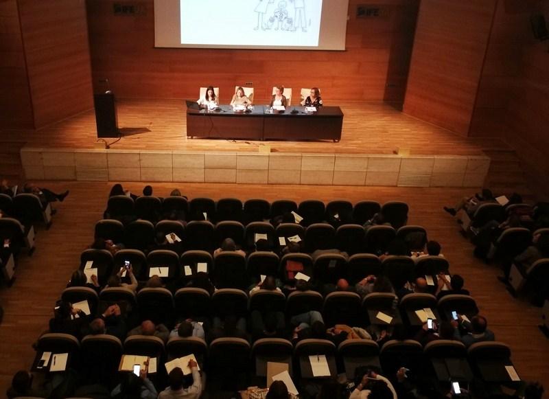 El Colegio de Abogados de Jaén forma a 400 letrados jiennenses en el XIX Curso de Violencia de Géner