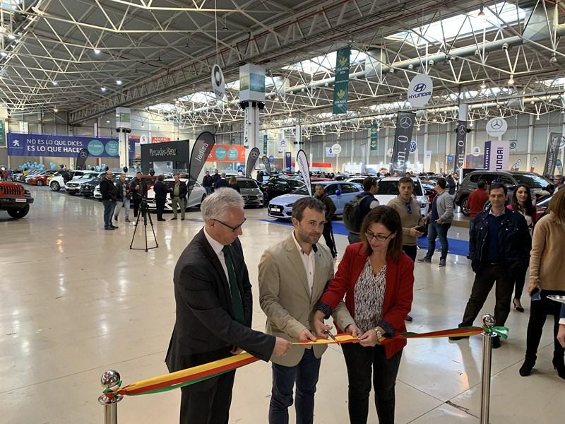 Una nueva edición de FactoryCars que se desarrolla hasta el domingo en IFEJA pone a la venta casi 50