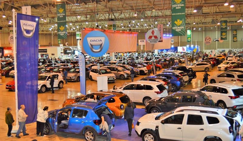El Factory del Automóvil de Jaén sigue creciendo un año más y supera las ya espectaculares cifras de