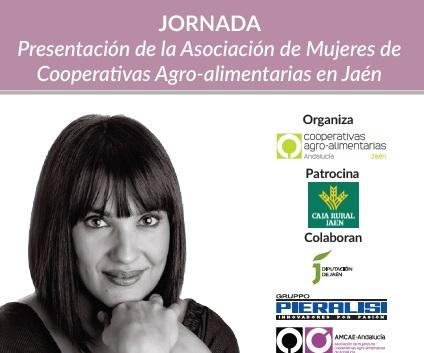 Esta tarde se presenta en el Palacio de Congresos de Jaén la Asociación de Mujeres Cooperativistas A