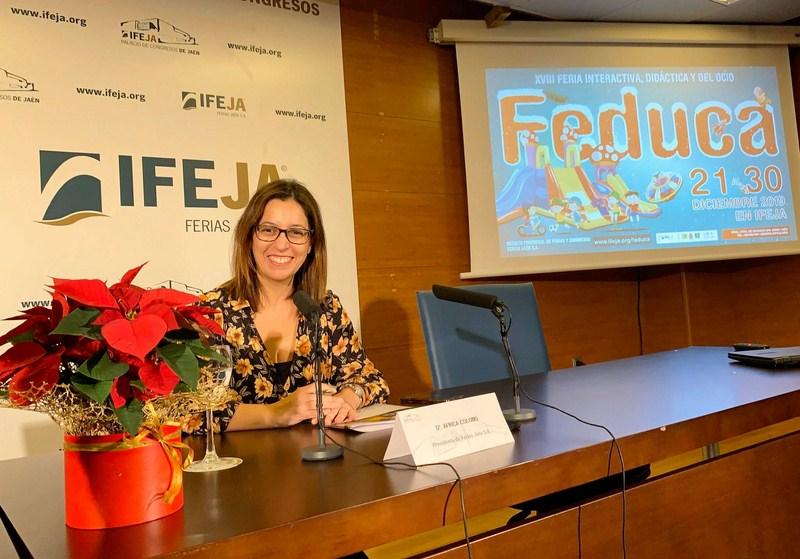 Más de 5.000 escolares participarán en Feduca del 16 al 19 de diciembre durante la semana dedicada a
