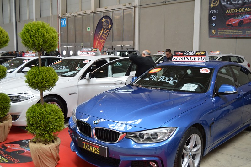 El mercado de coches de ocasión tiene una cita en IFEJA del 5 al 8 de marzo