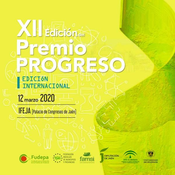 El Palacio de Congresos acoge el próximo 12 de marzo la XII Edición del premio Progreso y Edición In
