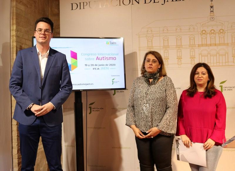El I Congreso Internacional sobre Autismo convertirá a Jaén en epicentro mundial de la formación sob