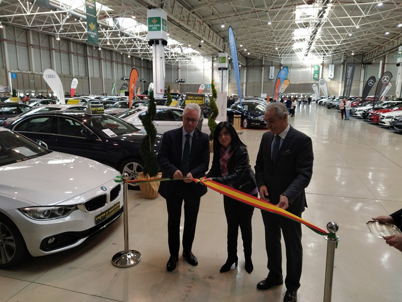 Del 5 al 8 de marzo en IFEJA, más de 400 vehículos  a la venta aptos para todos los bolsillos, en el