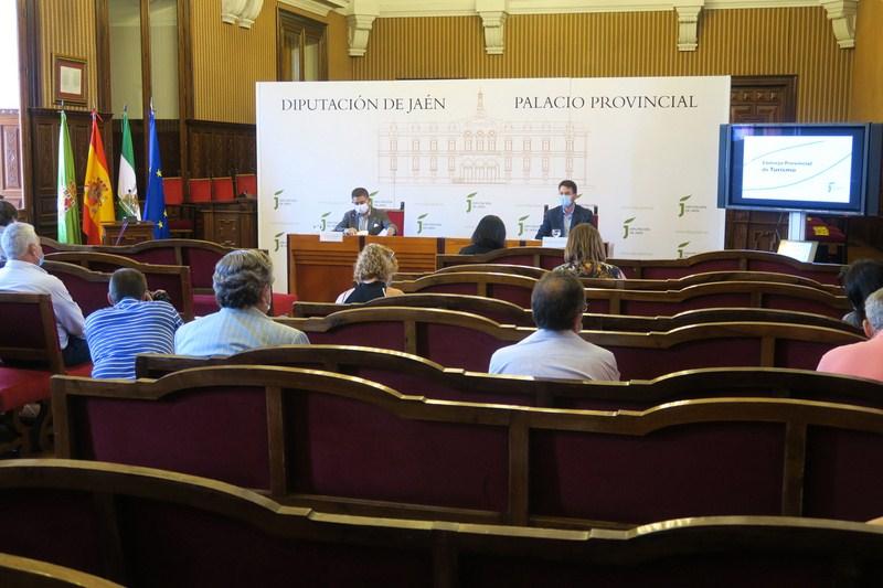 El Consejo Provincial de Turismo aborda las acciones impulsadas por la Administración provincial en