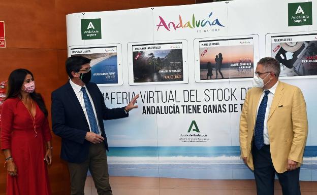 Turismo presenta la Feria Virtual de Stock Viajes para