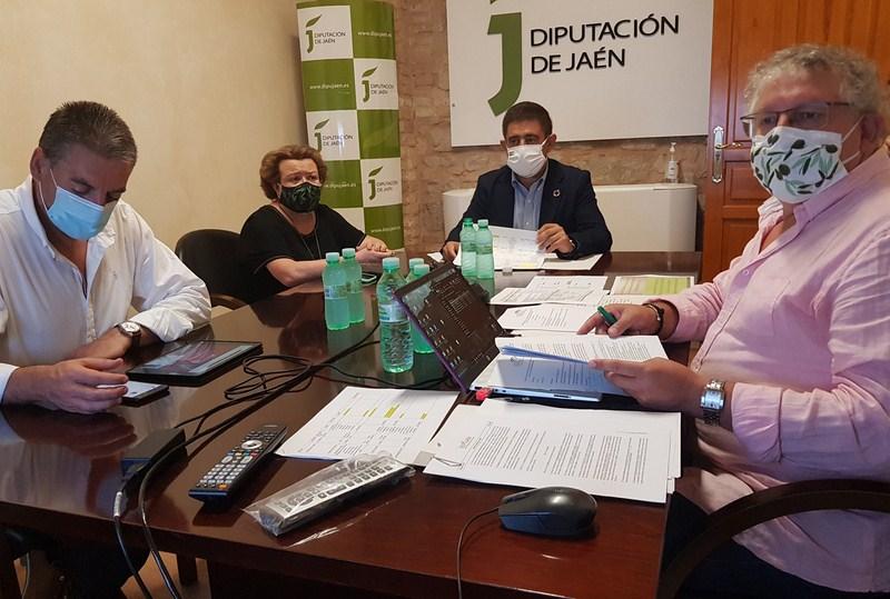 Los Paisajes del Olivar reciben un nuevo impulso en su carrera para ser declarados Patrimonio Mundia