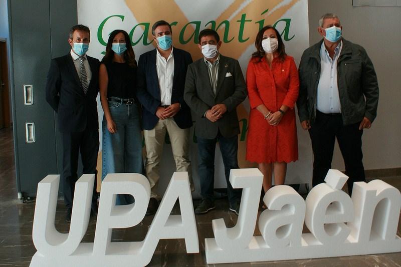 El X Congreso de UPA Jaén celebrado en IFEJA reelige a Cristóbal Cano como secretario general con el