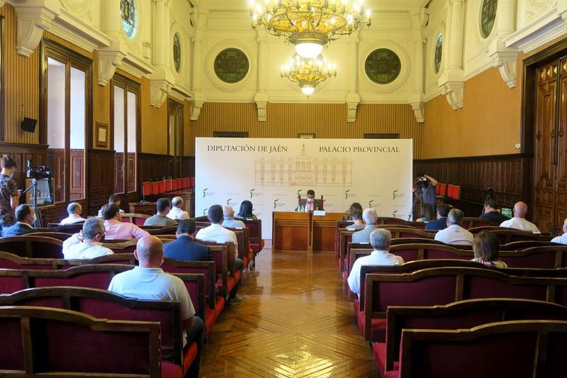 El presidente de la Diputación ha presidido el Consejo del Aceite de Oliva