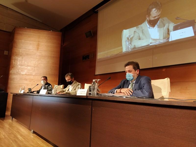 Más de 250 profesionales de 10 países participan en la Webinar que ha abordado en IFEJA la importanc