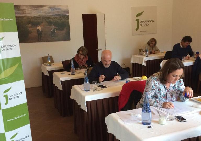 La Diputación abre hasta el 4 de diciembre el plazo para participar en la cata-concurso Jaén Selecci
