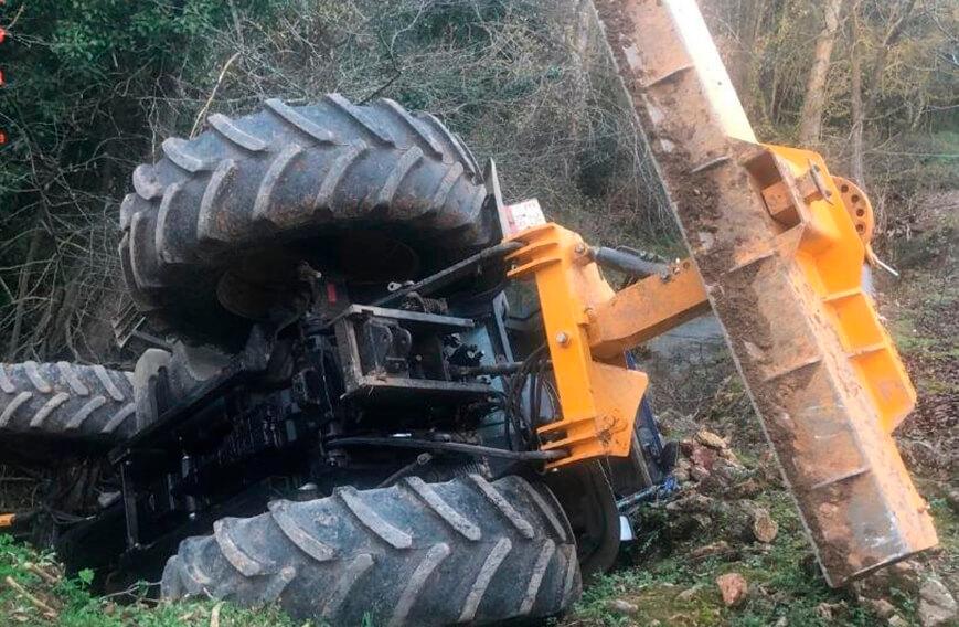 Trágico final de mes en el campo: Fallecen dos agricultores, uno de 76 años y otro de 50, en sendos