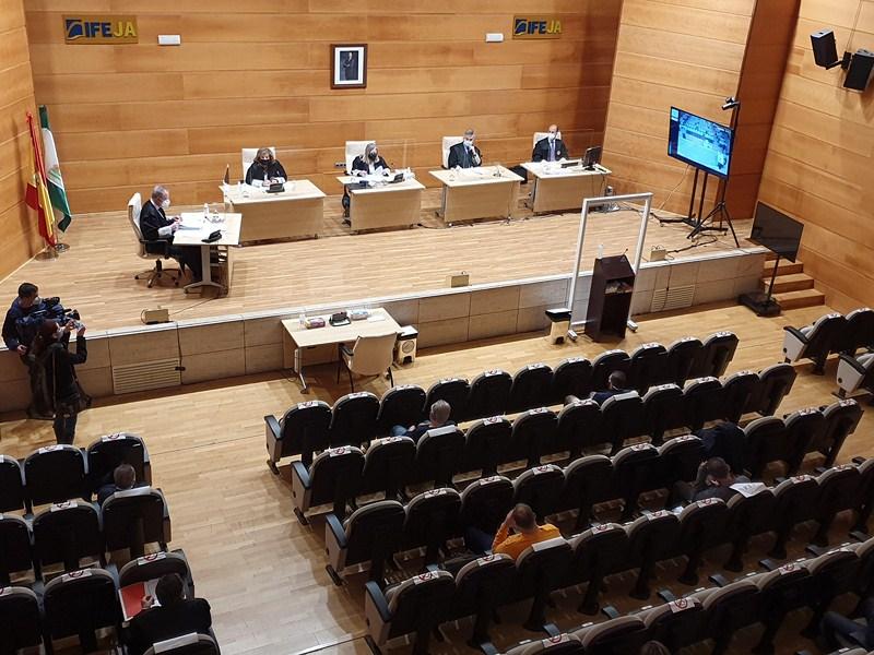 Comienza el primero de los dos juicios que se desarrollaran durante el mes de febrero en el Palacio