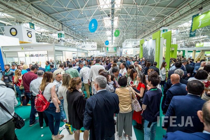 Expoliva: 20 ediciones de profesionalización, diversificación, globalización, internacionalización y
