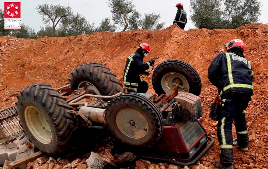 Y no están todos los que son: 88 agricultores fallecieron en 2020 en accidentes mortales en el secto