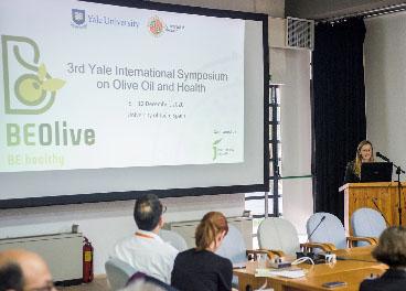 El olivar es un agro sistema de alto valor ambiental que provee de bienes públicos y de productos sa