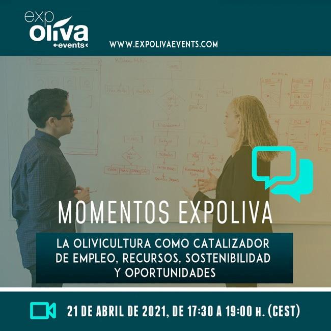 Nuevo Momento Expoliva que se centrará en la olivicultura como catalizador de empleo, recursos, sost