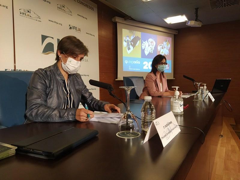 IFEJA y Fundación del Olivar conmemoran el 20 Aniversario de Expoliva con un programa de eventos que