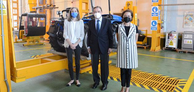 Planas anuncia la convocatoria del Plan Renove de maquinaria agraria con 6,55 millones de euros