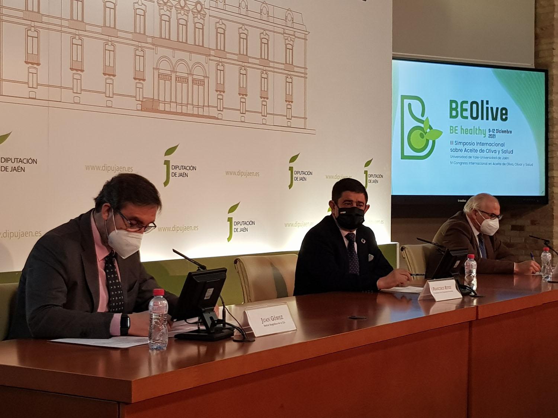 El IV Congreso de Aceite de Oliva y Salud convertirá a Jaén en referente mundial en investigación so