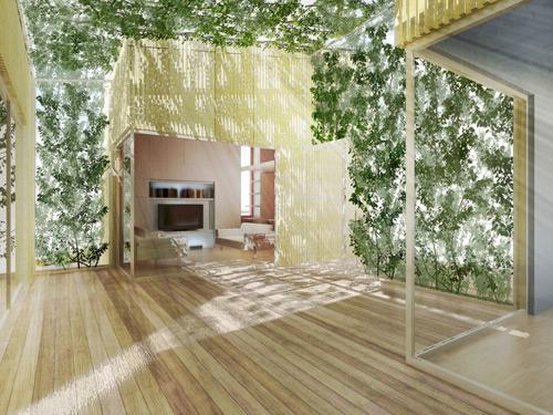 """""""Proponemos una vivienda modular prefabricada, sostenible y autosuficiente a partir de energías reno"""