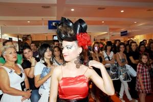 Fashion Weekend mostrará el talento de jóvenes peluqueros y maquilladores