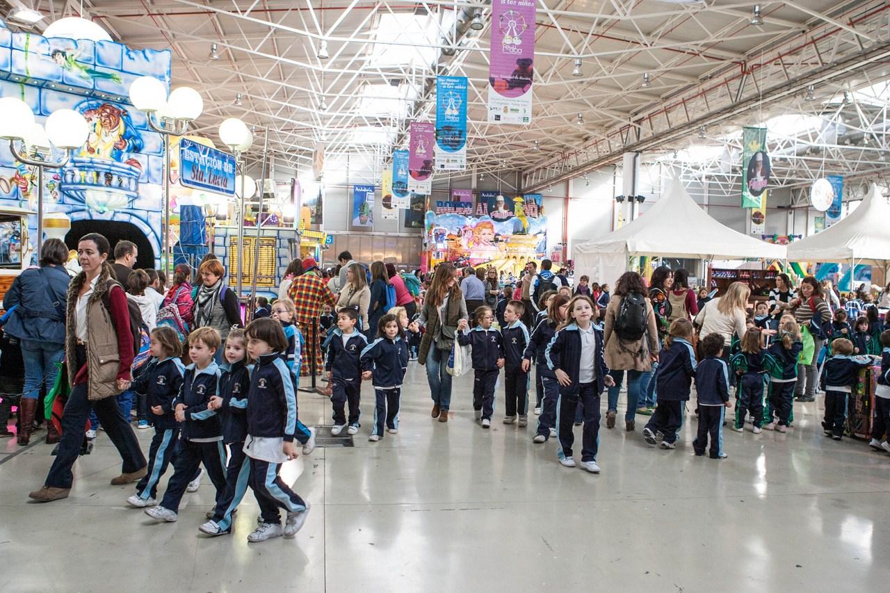 M�s de 5.500 escolares de toda la provincia han participado en Feduca durante la semana dedicada a l