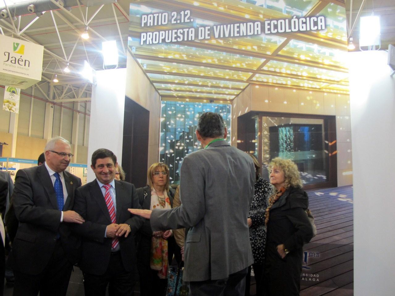 Los biocombustibles de la Universidad de Ja�n protagonizan Bi�ptima